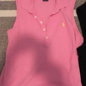 Ralph Lauren sleeveless polo shirt